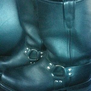 Double H Leather Boots